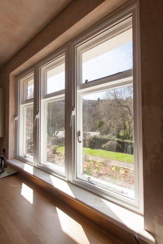 secondary glazing