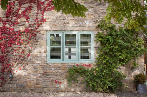 Coloured Wood effect uPVC Windows, South Herefordshire