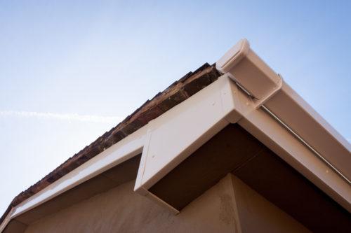 fascias + gutters